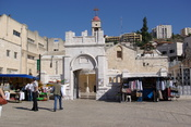 English: St. Gabriel's Greek Orthodox Church in Nazareth Deutsch: Gabrielskirche in Nazaret