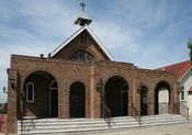 English: St. Stephanos Greek Orthodox Church, 650 New Canterbury Road, Hurlstone Park, New South Wales (NSW), Australia.