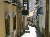 Calle Jaen.