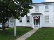 English: Historical Society, Westminster Massachusetts