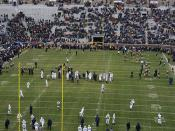 Notre Dame Stadium, University of Notre Dame, South Bend, Indiana