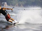 English: Wakeboarding Marco Díaz photography Español: Wakeboard en Tequesquitengo by Marco Díaz Fotógrafo