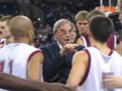 English: , assistant coach of the Stanford University basketball team