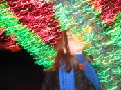 kissing zoo lights
