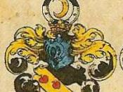 English: The Dambaek Families Coat of arms