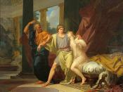 Socrates Tears Alcibiades from the Embrace of Sensual Pleasure