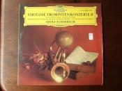 Joseph Haydn, Michael Haydn, Leopold Mozart, Telemann - Virtuose Trompetenkonzerte Vituoso Music for Trumpet, Prestige de la Trompette - Adolf Scherbaum, DGG 136 483