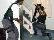 Drug Enforcement Administration special agents