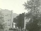 Coffman Hall In Goshen, Indiana