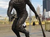 Roberto Clemente at PNC Park