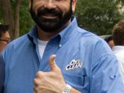 goon meet (Photo of Billy Mays)