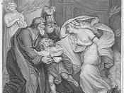 Titus Andronicus: Act IV, Scene 1: Child alarmed at his aunt Lavinia