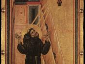 The Stigmatisation of St. Francis