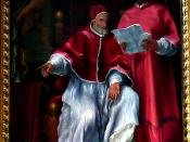 pius iv and cardinal altemps