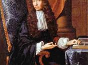 Portrait of Robert Boyle