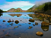English: Acadia National Park (Bubble Pond), Maine
