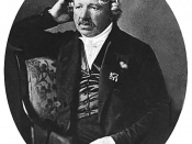 English: Daguerreotype of Louis Daguerre