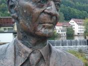 English: Hermann-Hesse-Monument in Calw Deutsch: Herman-Hesse-Denkmal in Calw