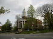 English: Barren County courthouse in Glasgow Category:Images of Barren County
