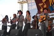 Cherryholmes at the 2007 Huck Finn Festival