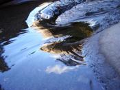grose valley reflections