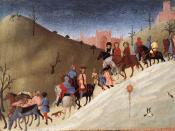 Sassetta - The Journey of the Magi - WGA20855