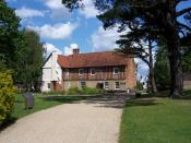 English: Manor Farm House at Manor Farm in Ruislip