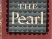 the dramatic changes in the life of kino in the pearl a novel by john steinbeck The pearl the pearl by john steinbeck: unit overview john steinbeck (1902-1968) contrast kino's life.