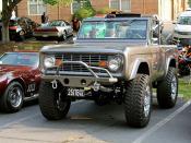 Cool Bronco