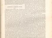 English: First publication of the first installment of The Narrative of Arthur Gordon Pym in the Southern Literary Messenger, January 1837. This copy is privately owned as part of the Susan Jaffe Tane Collection.