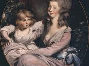 Peggy Shippen (wife of Benedict Arnold) and her daughter Sophia (1785–1828)