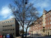 Hiort Lorentzens Gade & Florsgade, Frederiksberg
