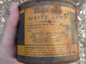 English: Lead Paint