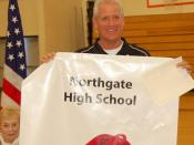 Concussion Event at Northgate High School, 11-22-2013