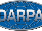 English: This was the most up-to-date DARPA logo as of January 2009. It is obsolete now.