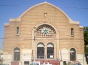 Congregation Talmud Torah (Breed Street Shul), 247 N. Breed St., Boyle Heights, Los Angeles