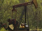East Texas Oil Well Pump