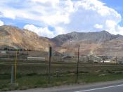Climax mine near Leadville, Colorado