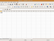 OpenOffice.org Calc 3.0.0 on Ubuntu 8.10