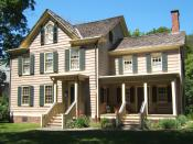 Grover Cleveland Birthplace, 207 Bloomfield Avenue, Caldwell, NJ 07006