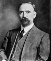 Francisco I. Madero, former Mexican president.