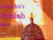 Alexandra's Messiah video
