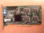 English: 3Dlabs Permedia 2 AGP video card, 8 MB onboard RAM