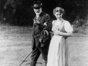 English: Sigmund and his daughter Anna Freud Nederlands: Foto van Sigmund en Anna Freud, op vakantie in de Italiaanse Dolomieten (1913) Česky: Sigmund Freud se svou dcerou Annou
