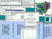 SNNS research neural network simulator