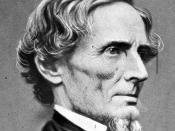 Jefferson Davis President 1861–1865