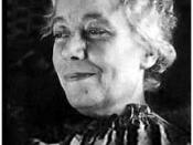 Psychosexual development: Neo-Freudian psychiatrist Karen Horney (1938).