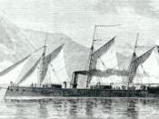 Danish ironclad Rolf Krake