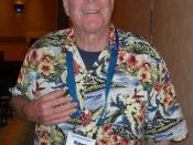 Richard Lederer at 2006 Mensa World Gathering