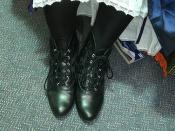 Victorian Era Boots 7
